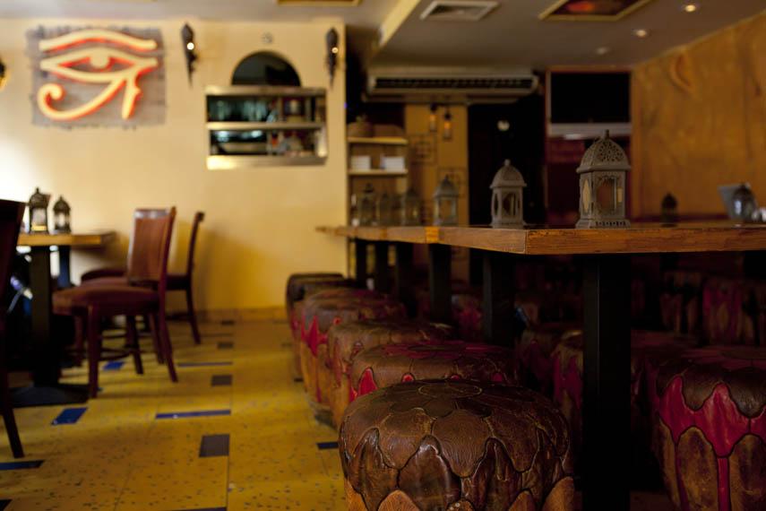Horus Cafe Manhattan Sideways