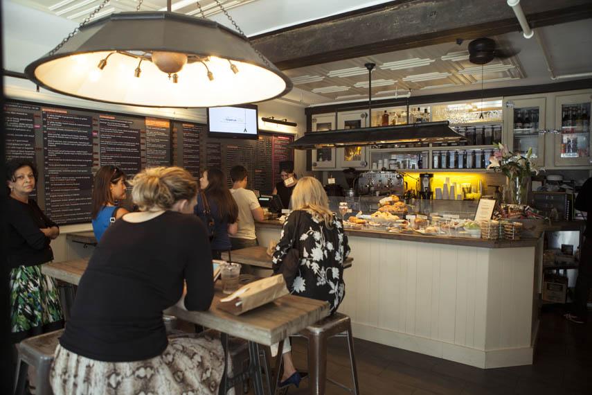 Blue Dog Cafe  W Th St New York Ny