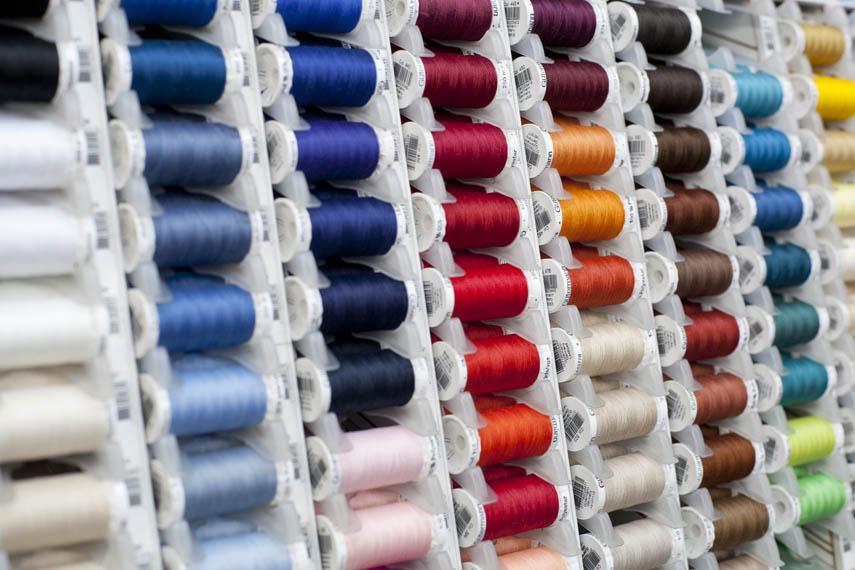 Mood Fabrics Manhattan Sideways