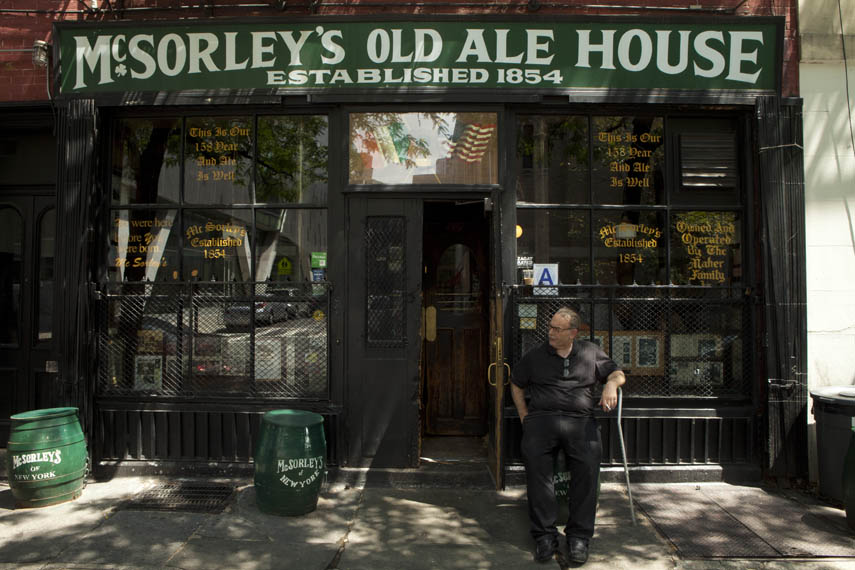 Mcsorley S Old Ale House Manhattan Sideways