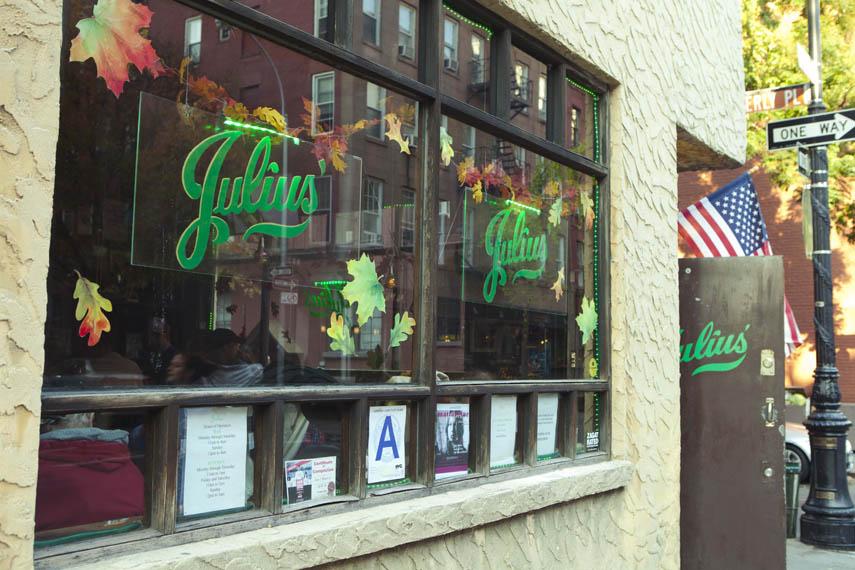 Julius gay bar nyc