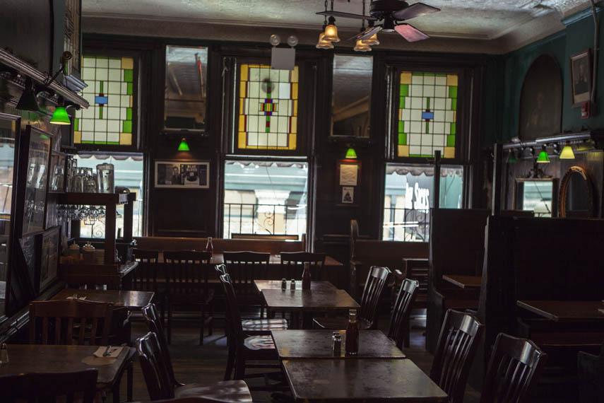 Bar meet pick up - 5 10