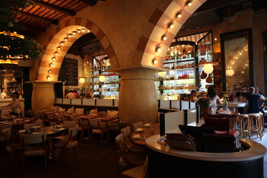 Barbounia Restaurant New York