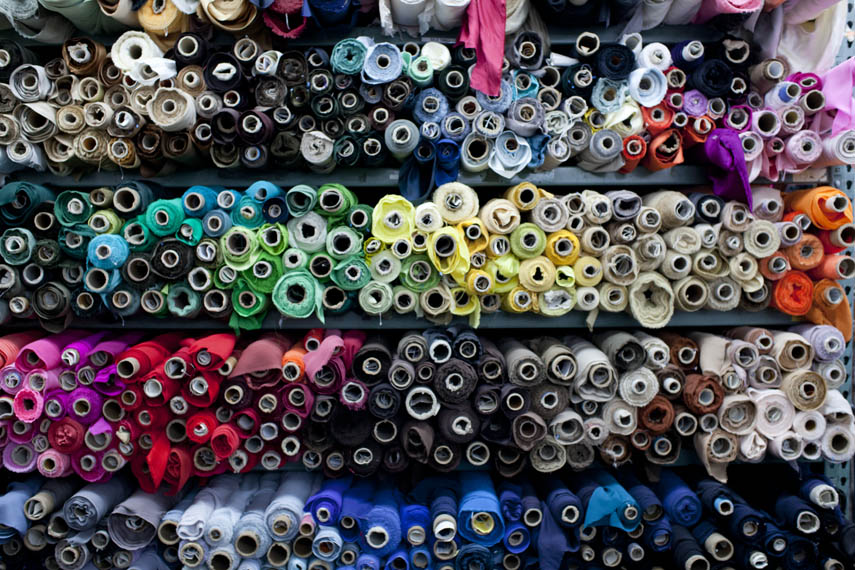 Mood Fabrics - Manhattan Sideways